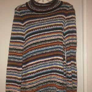 Loft colorful sweater